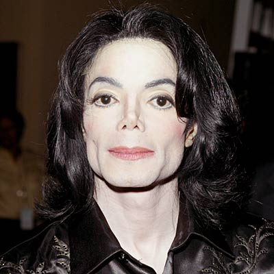 Michael Jackson in his old age.