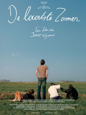 Four teenaged boys lose their innocence during what is to be their last summer together in the Belgian film De Laatste Zomer (The Last Summer) by Joost Wynant.