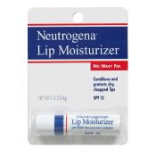 Lip Moisturizer SPF 15, Neutrogena