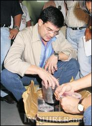Edu Manzano in Action