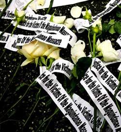 Condemn the Maguindanao Massacre