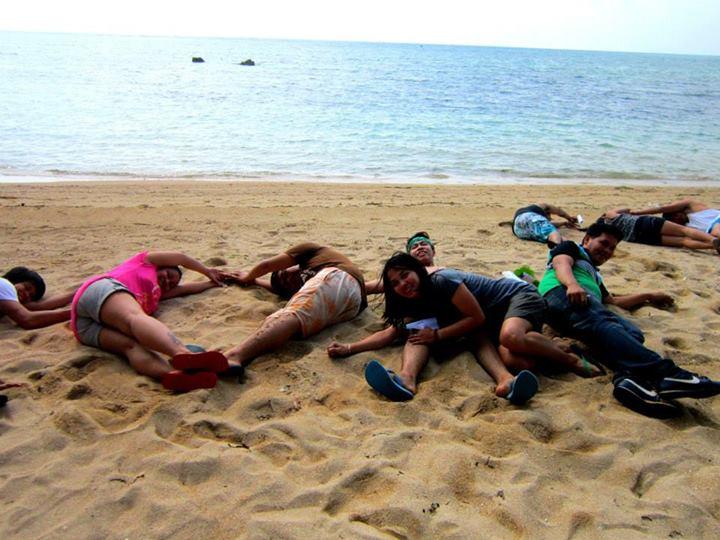 Roar Theme Octoberfest Beach Camp Party 3