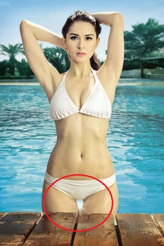 Marian Rivera is 2014 Ginebra San Miguel Calendar Girl