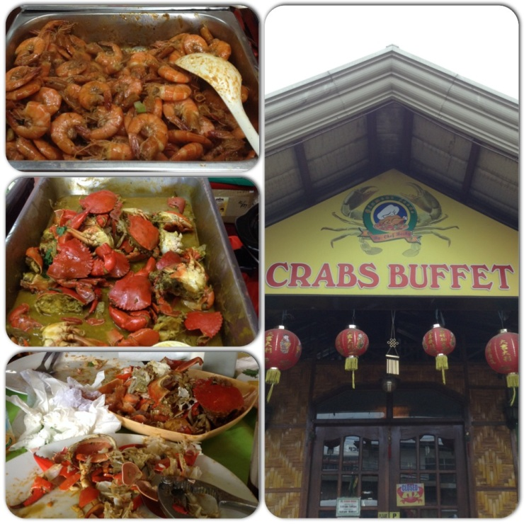 Crab's Buffet