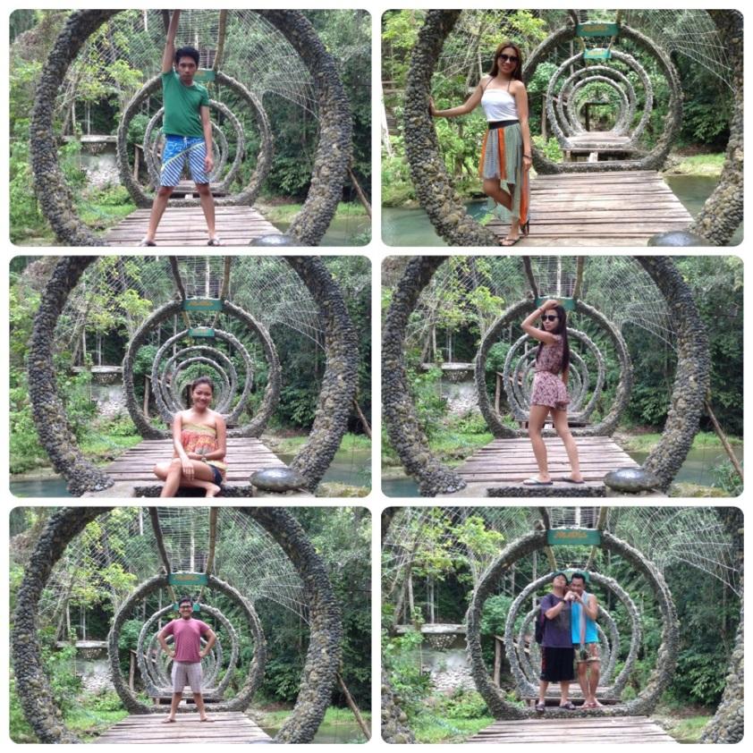 Mga paandar sa Hagimit Falls